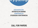 call for papers plakat