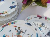 Christian Lacroix Arts de la table - Caribe collection by Neil Bicknell 2