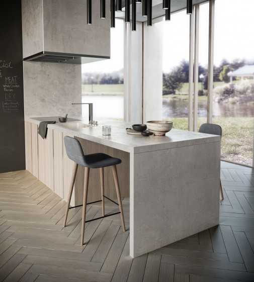 Dekton Kitchen Kreta_