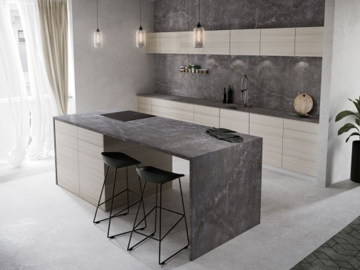 Dekton Kitchen Laos_