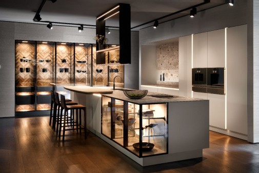 Studio Forma 96_NEW HANDLE-FREE_SieMatic